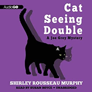 Cat Seeing Double Audiobook