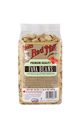 Bob's Red Mill Fava Beans, 20 Ounce