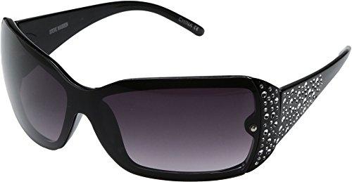 Steve Madden Women's Sydney Shield Sunglasses, Black, 58 - Shop Sydney Sunglasses