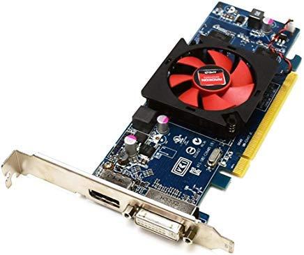 VVYN4 Genuine OEM Dell Graphics Card AMD HD-7000 GPU Series C264 Radeon HD7470 1GB 1DP 1DVI-I Full Height Bracket 01308-01 ATI 102-C6405 Pegatron 113-C2641100-108OUGA9 PCIe G742V Dvi Ati Radeon 7000