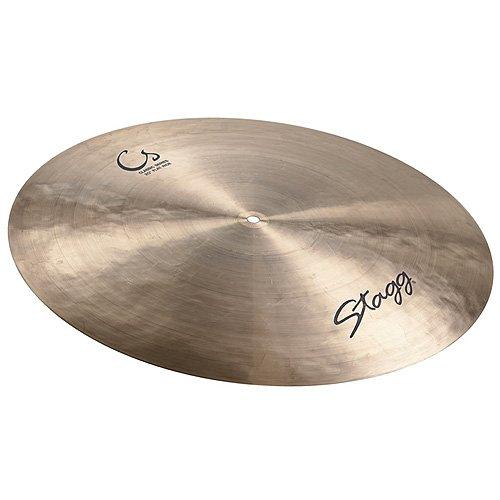 Stagg CS-RF20 20-Inch Classic Flat Ride Cymbal