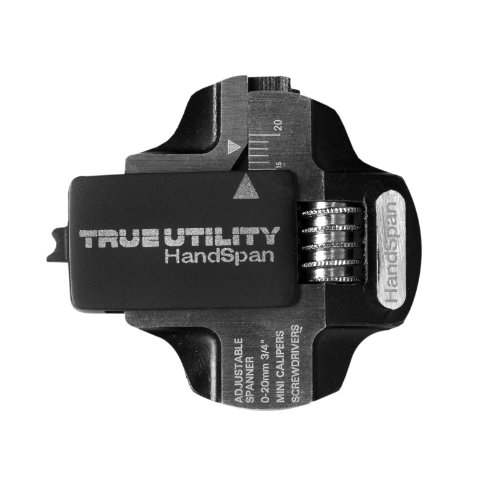 True Utility Hand Span Multi-Tool - http://coolthings.us