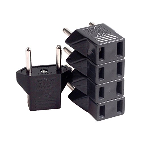 Conwork 10 Pack Europe Converter Adapter product image