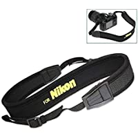 RAYSUN Neoprene Padded DSLR Camera Shoulder Strap for...