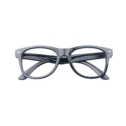 Egal Children's Retro Glasses Boys Girls Kids Plastic Empty Frame - Pictures Eyeglass Of Frames