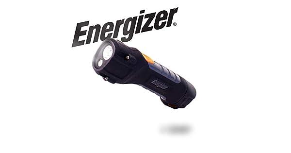 NEW 400 LUMENS ENERGIZER HCHH41E PROJECTPLUS LIGHT LED FLASHLIGHT HARDCASE PRO