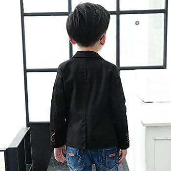 Boys' Fashion Blazers Casual Jackets 1