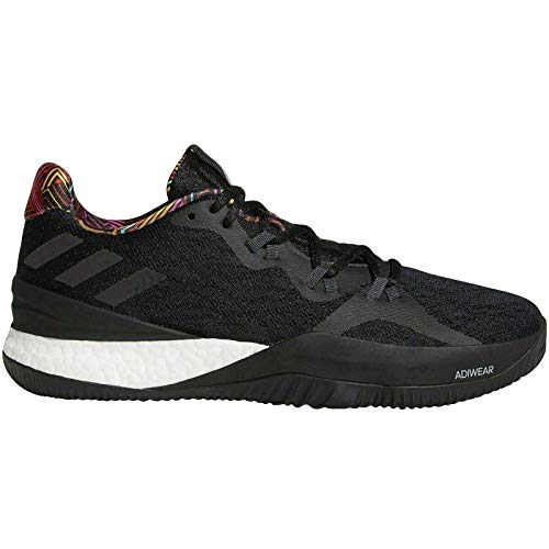 adidas Performance Mens Crazylight Boost 2018 Basketball Shoes - 15US Black