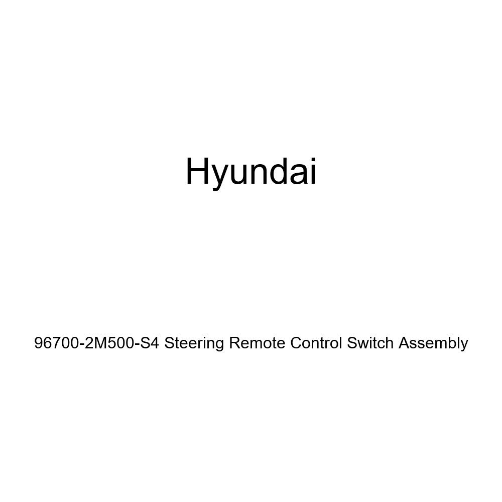 Genuine Hyundai 96700-2M500-S4 Steering Remote Control Switch Assembly