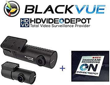 BlackVue RC100F-IR Interior IR Camera for BlackVue DR900S-2CH//DR750S-2CH Cable not Included