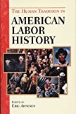 The Human Tradition in American Labor History, , 0842029869
