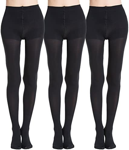 MANZI Resistant Control Opaque Tights