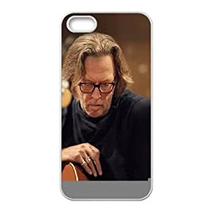 Eric Clapton iPhone 5 5s Cell Phone Case White Delicate gift JIS_391634