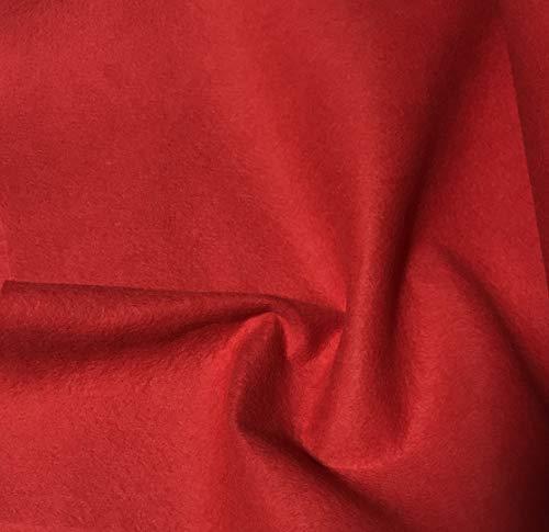 Cherry Cordial - 100% Virgin Wool Felt Fabric