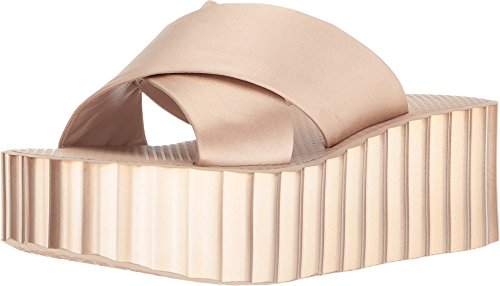 Tory Burch Scallop Wedge Platform Slide Sandals, Bellini Blush - Sale Burch Tory Us