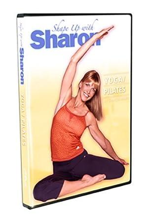 Amazon.com: Sharon Mann: Shape Up With Sharon - Yoga ...