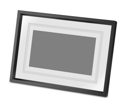 - Kodak 8-Inch Digital Frame Shadow Box Faceplate for M and W Series Frames (Black)