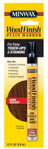 Minwax 63487 Wood Finish Dark Walnut Stain Marker Interior Wood