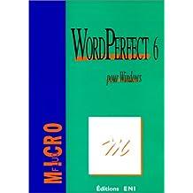 Wordperfect 6 Win