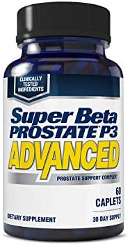 Super BETA Prostate P3 Advanced | Supports Prostate & Urinary Health, Reduce Bathroom Trips, Promote Sleep & May Help Support Healthy Prostate Size
