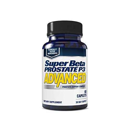 Super BETA Prostate P3 Advanced | Supports Prostate & Urinary Health, Reduce Bathroom Trips, Promote Sleep & May Help Support Healthy Prostate Size by New Vitality