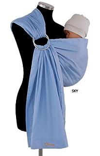9b46d8b65f6 EllaRoo Ring Sling Ysabel  Amazon.co.uk  Baby