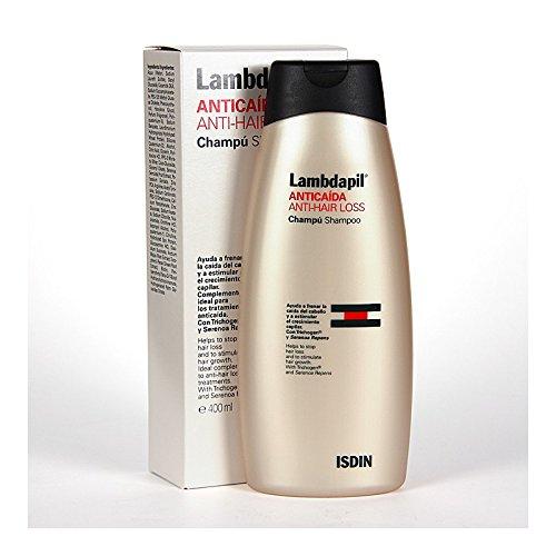 LAMBDAPIL ANTICAIDA CHAMPU 400 ML 20% gratis: Amazon.es: Salud y ...