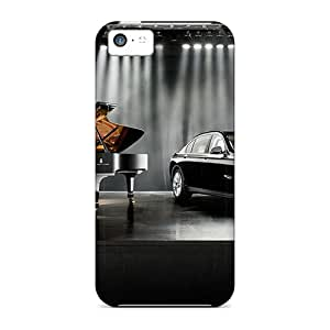 Premium Protection Bmw Individual Case Cover For Iphone 5c- Retail Packaging