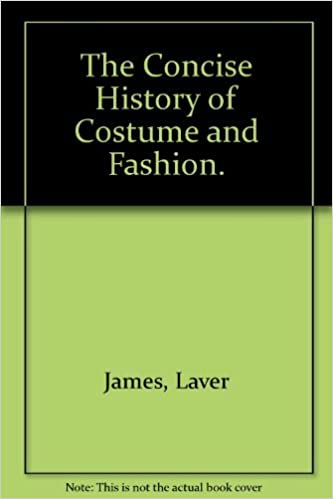 The concise history of costume and fashion 89