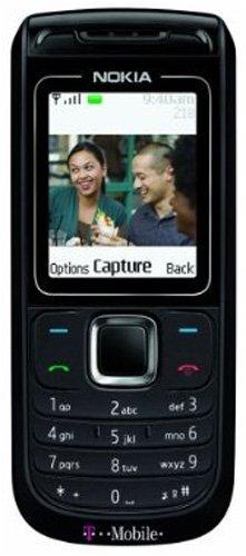 (Nokia 1680 Black Phone (T-Mobile))