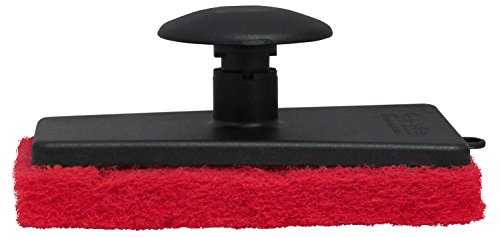 Star brite Scrubber/Medium (Red) (Teak Star Brite Cleaner)