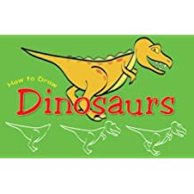 How to Draw Dinosaurs (Doodle Books)
