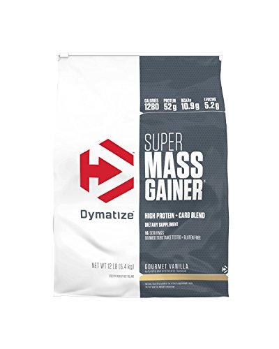 Dymatize Super Gainer Gourmet Vanilla product image