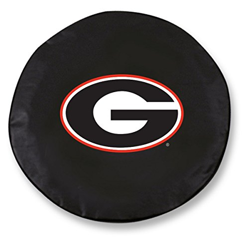 s Tire Cover (Black,Size H2) ()
