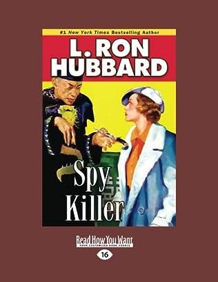 book cover of Spy Killer