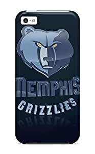 linJUN FENGNew Style Tpu 5c Protective Case Cover/ Iphone Case - Memphis Grizzlies Nba Basketball (1)