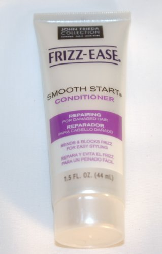 John Frieda Collection Frizz Ease Smooth Start Conditioner 1.5 Fl Oz