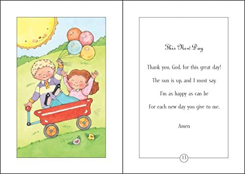 Baby's First Book of Prayers: Melody Carlson, Judith