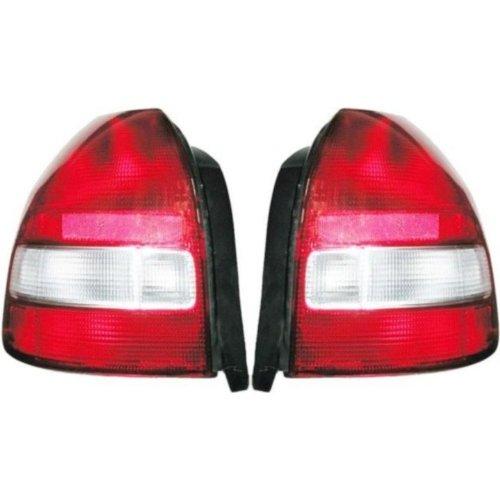 (Honda Civic Hatchback Replacement Tail Light Unit - 1-Pair)