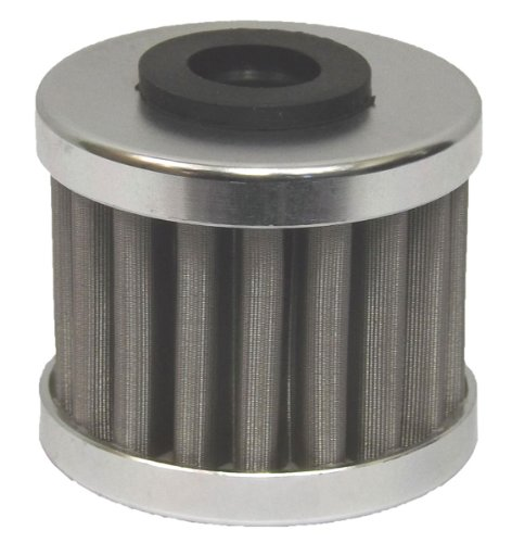 PC Racing PC116 Flo Stainless Steel Reusable Oil Filter
