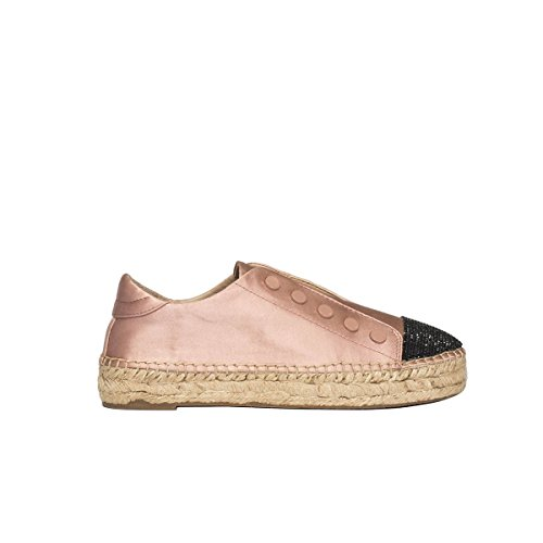 Kendall and Kylie Slip On Sneakers Donna KKJUNIPER02BLUSH Tessuto Rosa