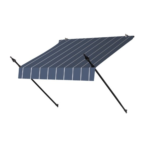 Coolaroo Awnings in a Box Replacement Cover Designer 4-Feet Tuxedo
