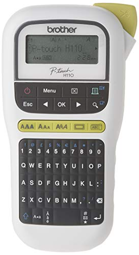 BROTHER PTH110 Easy, Portable Label Maker-Handheld for sale  Delivered anywhere in Canada