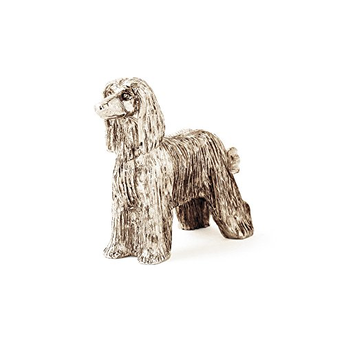 Afghan Hound Made in UK Artistic Style Dog Figurine Collection