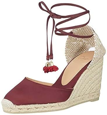 Castañer Carina/8/Fw18006, Alpargatas para Mujer: Amazon.es: Zapatos y complementos