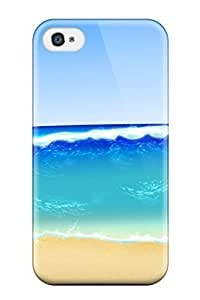 First-class Case Cover For Iphone 4/4s Dual Protection Cover Surf