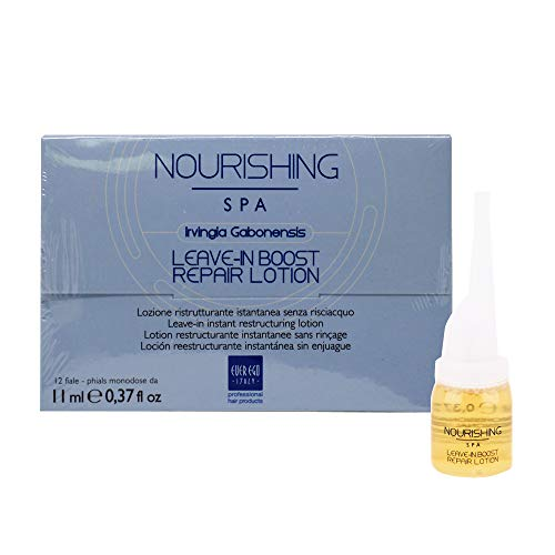 Ever Ego Quench and Care Nourishing Spa Leave In Boost Repair Lotion 12 x 11 milliliter