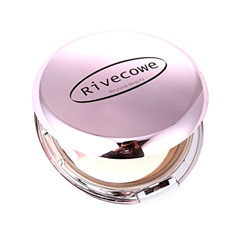 Price comparison product image Rivecowe Brightening Powder Pact SPF30 Pa++ No. 21 Natural Beige
