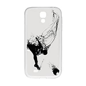 Creative Football Graffiti Custom Protective Hard Phone Cae For Samsung Galaxy S4
