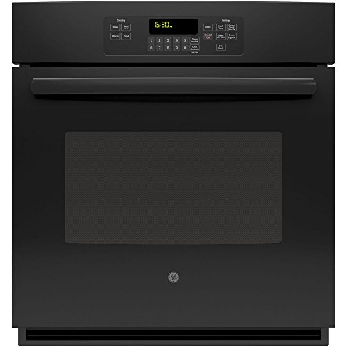 GE JK3000DFBB 27″ Black Electric Single Wall Oven